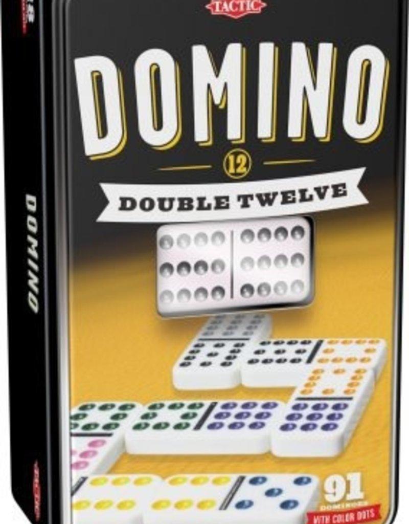 Tactic Dominoe: Double 12 (ML)