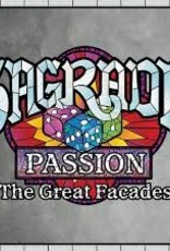 Floodgate Games Sagrada: Ext. The Great Facades Passion (EN)