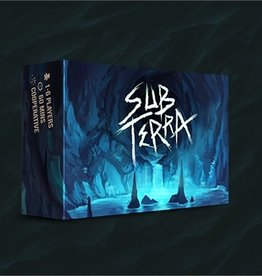 Inside the Box Board Games Sub Terra: Deluxe Edition (EN)