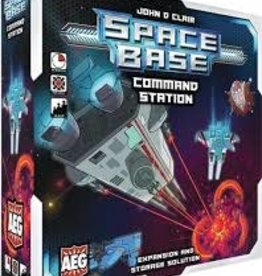 Alderac Entertainment Group Space Base: Ext. Command Station (EN)