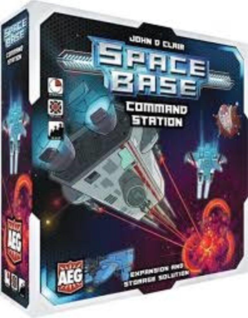 Alderac Entertainment Group Space Base: Ext. Command Station (EN)