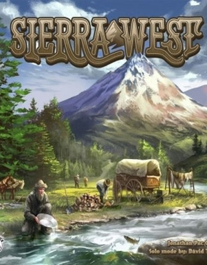 Board&Dice Sierra West (EN)