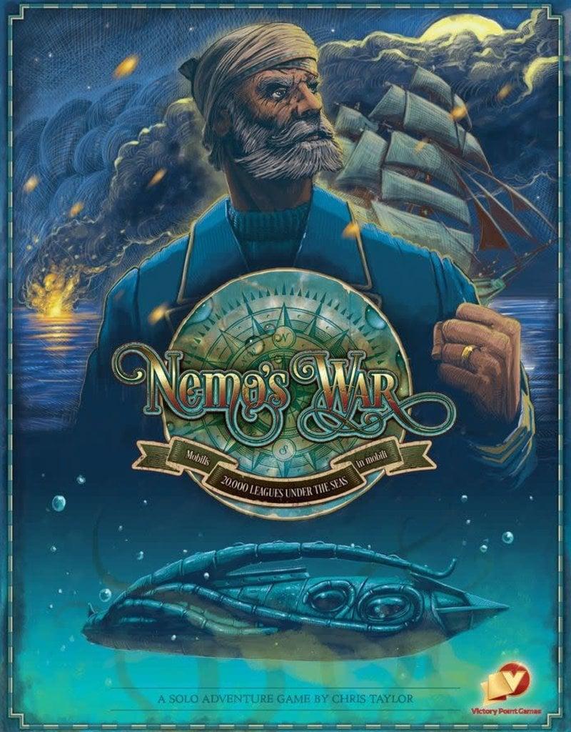 Victory Point Games Nemo's War (EN)
