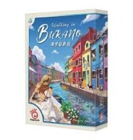 Alderac Entertainment Group Walking In Burano (EN)