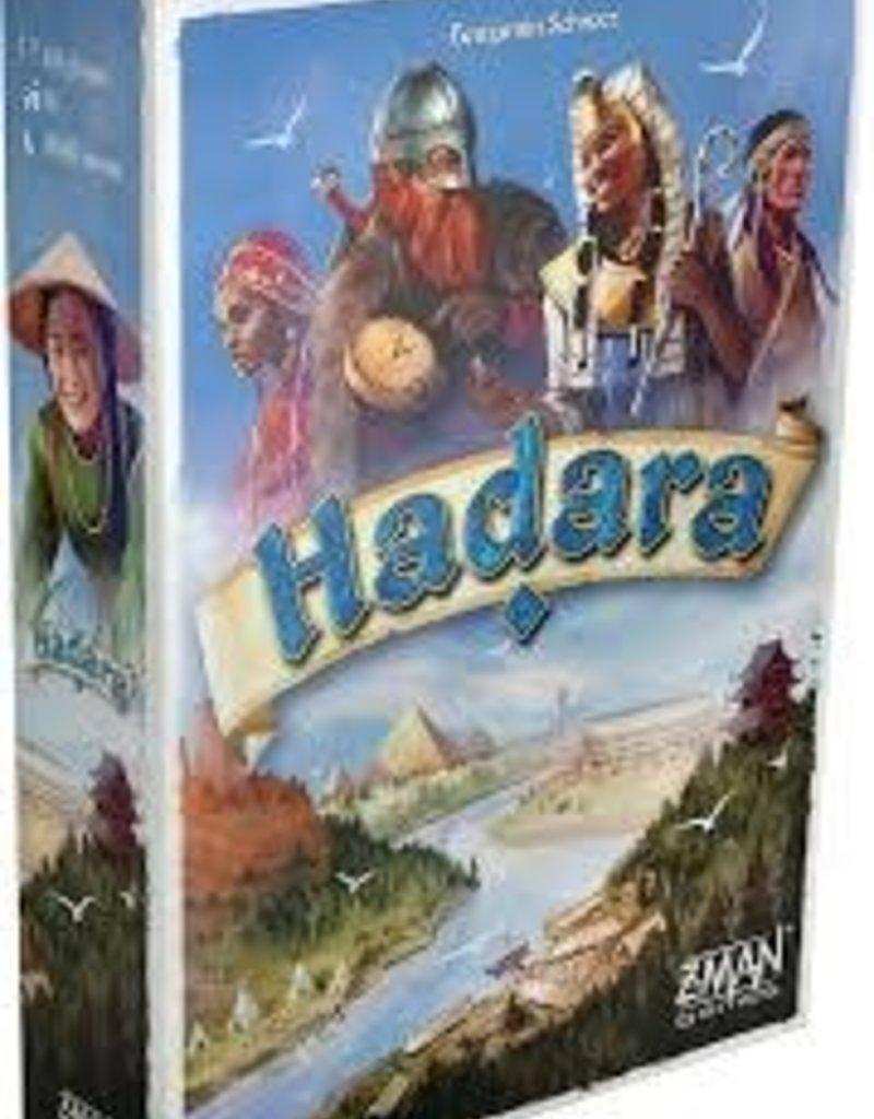 Z-Man Games, Inc. Hadara (EN)