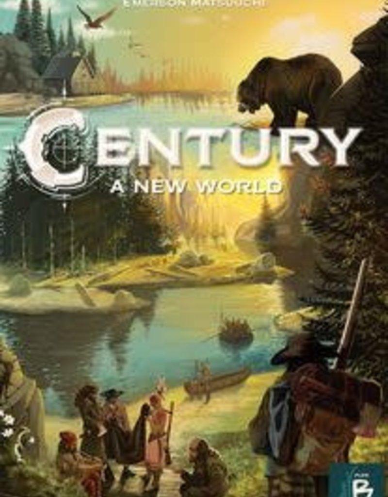 Plan B Century: Un Nouveau Monde (ML)