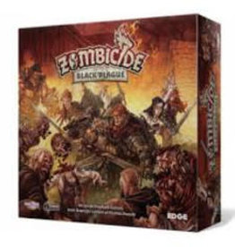 Guillotine Games Zombicide Black Plague (FR)