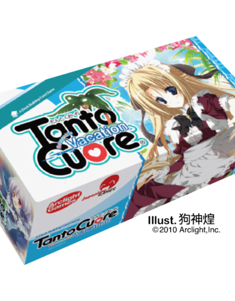 Japanime Tanto Cuore: Romantic Vacations (EN) (commande spéciale)