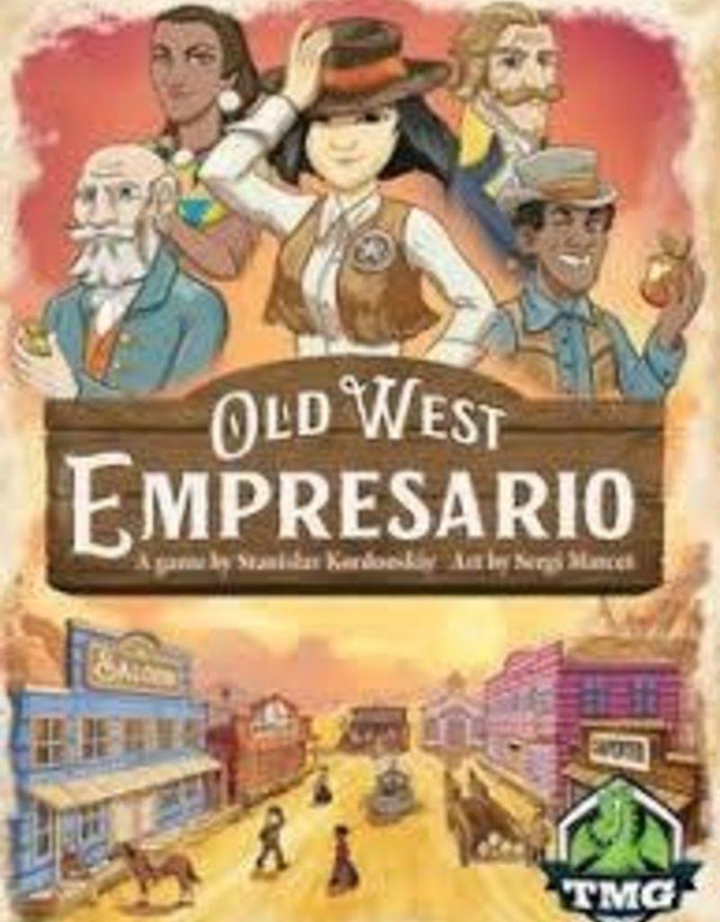 Tasty Minstrel Old West Empresario (EN)