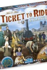 Days of Wonder Les Aventuriers du Rail: Ext. France (ML)