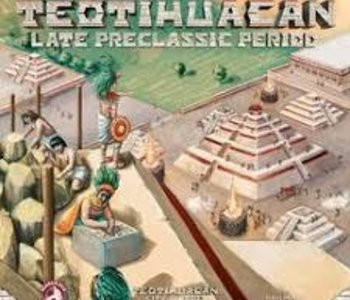 Teotihuacan: Ext. Late Preclassic Period (EN)