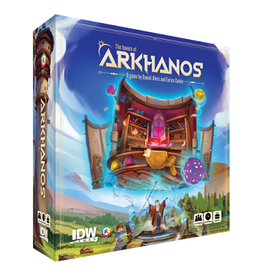 Creative Game Studio The Towers Of Arkhanos (ML)