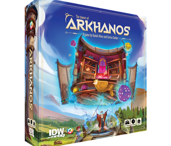 The Towers Of Arkhanos (ML)