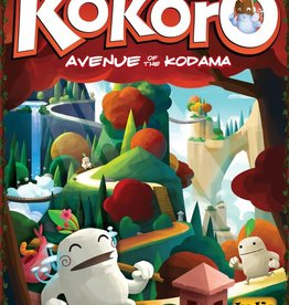 Indie Boards & Cards Kokoro: Avenue Of The Kodama (EN)
