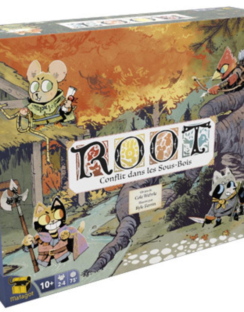 Matagot Root: Base Et Extension (FR)