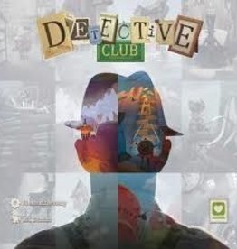 Black Rock Editions Detective Club (FR)