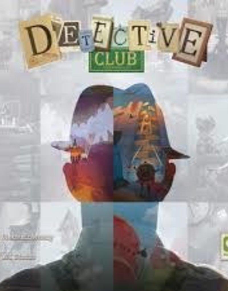 Blackrock Games Detective Club (FR)