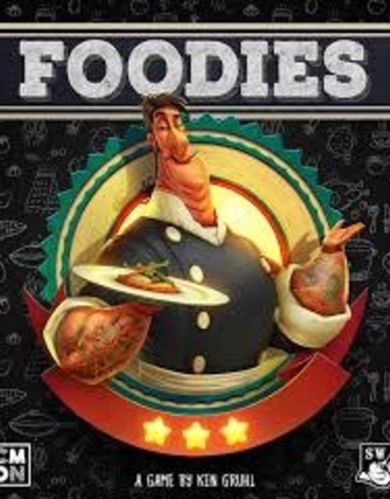 CMON Limited Foodies (EN)