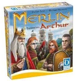 Queen Games Merlin: Ext. Arthur (ML)