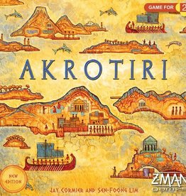 Z-Man Games, Inc. Akrotiri (FR)