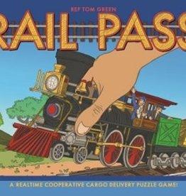 Mercury Games Rail Pass (EN) (commande spéciale)