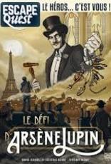 Ynnis Édition Escape Quest 4: Le Défi D'Arsène Lupin (FR)