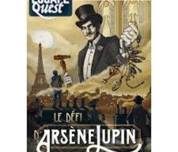 Escape Quest 4: Le Défi D'Arsène Lupin (FR)