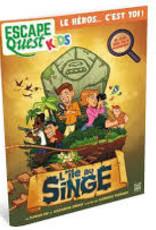 Ynnis Édition Escape Quest Kids: L'ile Au Singe (FR)