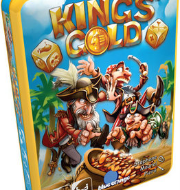 Blue Orange Games King's Gold (EN)