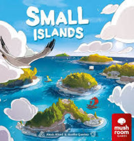 Mush Room Games Small Islands (ML) (Commande Spéciale)