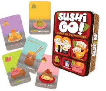 Sushi Go : Tin (FR)