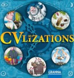 Passport Games CV Lizations (EN) (commande spéciale)