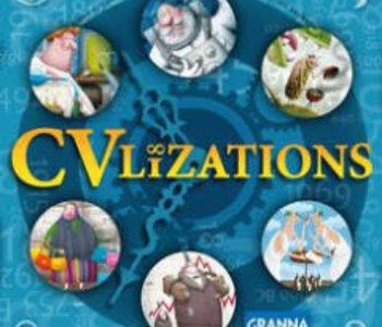 CV Lizations (EN) (commande spéciale)