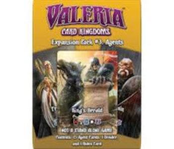 Valeria: Card Kingdoms: Ext. 3 Agents (EN)