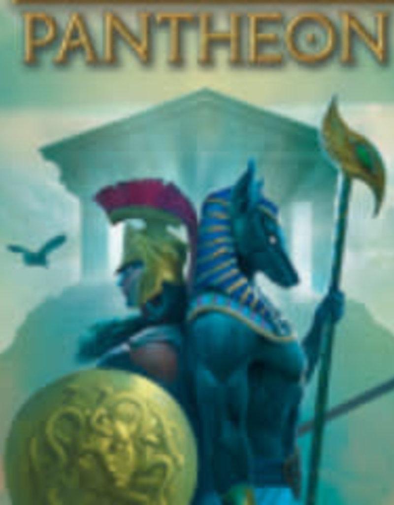 Repos Production 7 Wonders: Duel: Ext. Panthéon (EN) (commande spéciale)