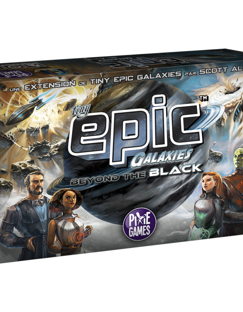 Gamelyn Games Tiny Epic: Beyond The Black (EN) (commande spéciale)