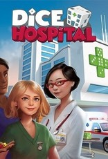 Alley Cat Games Dice Hospital (EN) (commande spéciale)