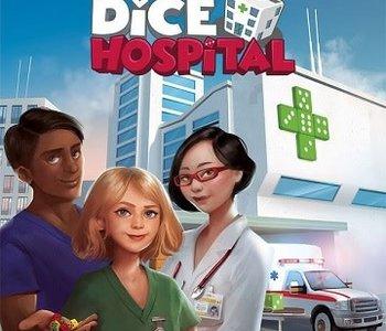 Dice Hospital (EN) (commande spéciale)
