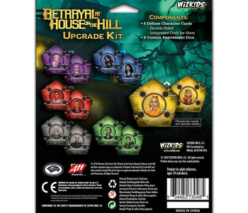 Betrayal: At House On The Hill: Ext. Upgrade Kit (EN) (commande spéciale)