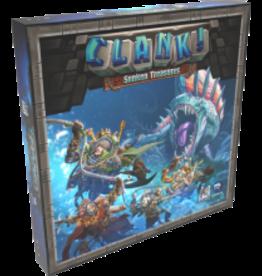 Renegade Game Studio Clank!: Ext. Sunken Treasures (EN) (Commande spéciale)