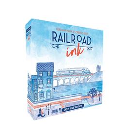 CMON Railroad Ink: Deep Blue Edition (EN) (commande spéciale)
