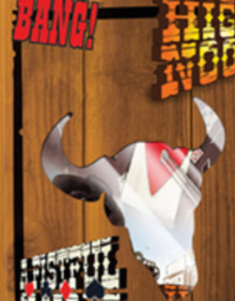 Asmodee Bang!: Ext. High Noon (FR) (commande spéciale)
