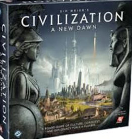 Fantasy Flight Sid Meier's Civilisation: A New Dawn (EN) (commande spéciale)