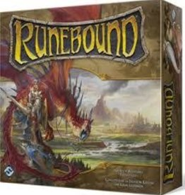 Fantasy Flight Runebound: 3ieme Édition (FR) (commande spéciale)
