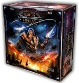 Edge Entertainment Lords Of Hellas (FR) (commande spéciale)