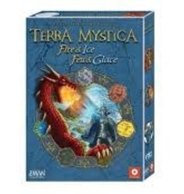 Z-Man Games, Inc. Terra Mystica: Ext. Fire & Ice (ML) (commande spéciale)
