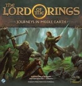 Fantasy Flight The Lord Of The Rings: Journeys In Middle-Earth (EN) (commande spéciale)