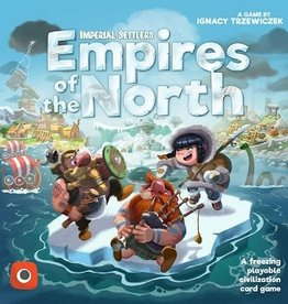 Portal Games Imperial Settlers: Empires Of The North (EN)