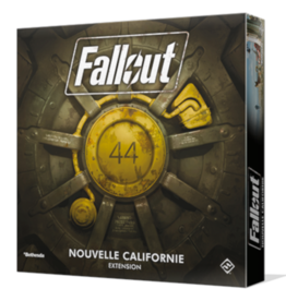 Fantasy Flight Games Fallout: Ext. Nouvelle Californie (FR)