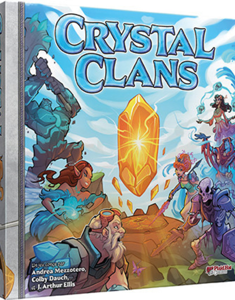 Plaid Hat Games Crystal Clans (FR)
